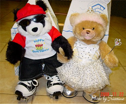 Build-a-Bear Buddies