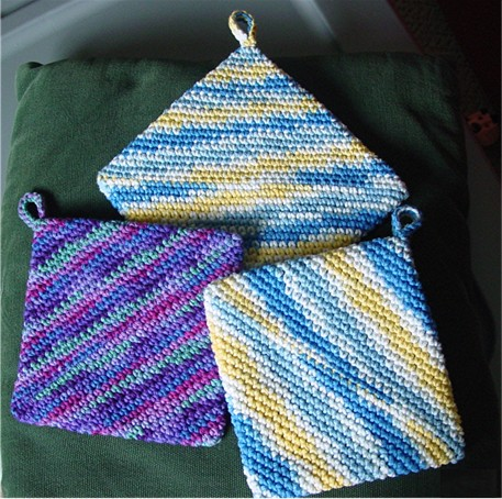 Crochet Patterns Hot Pads : CROCHET PATTERNS HOT PADS FREE CROCHET PATTERNS