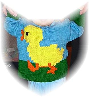 Duckling Sweater
