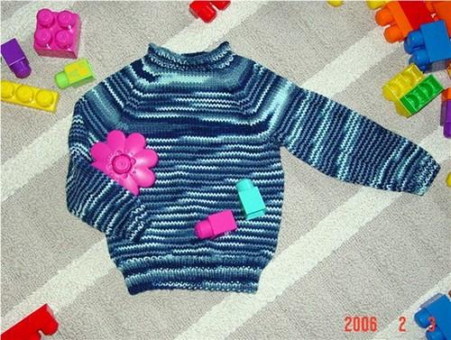 Ed's Family Sweater