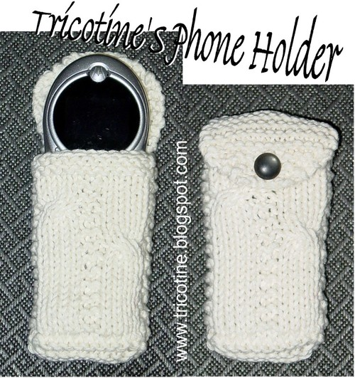 Cellular Phone Holder