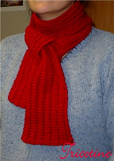 Red Scarf #2