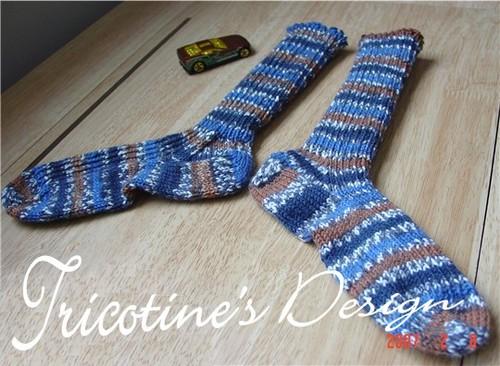 Little Man Socks aka DSS