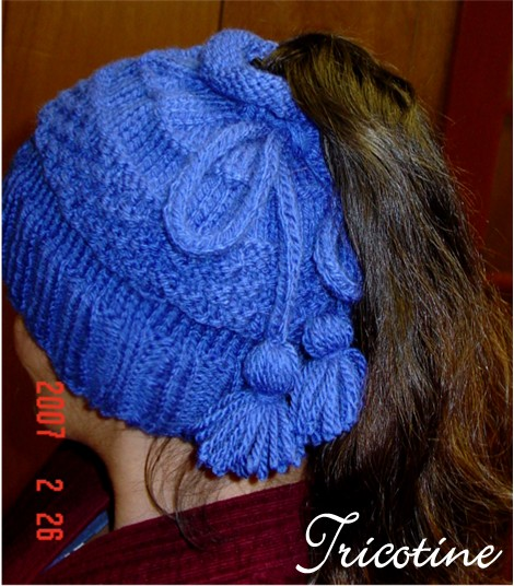 Tea-Cozy Hat