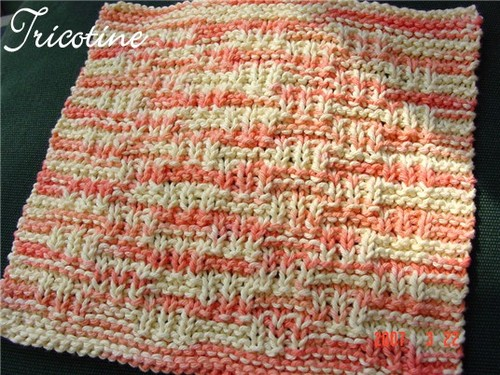 Small Basket Weave Cloth
