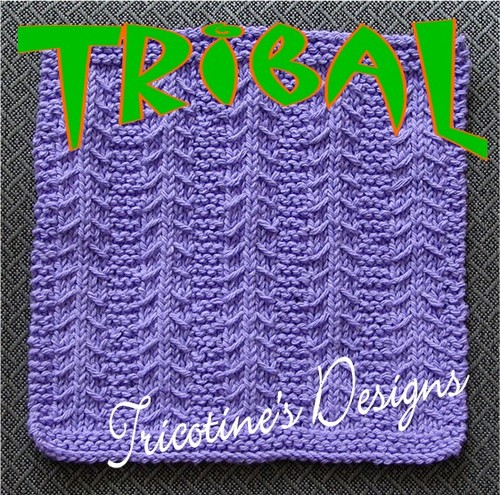 Tribal Washcloth