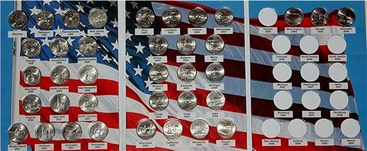 US Quarters Collection